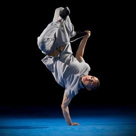 Breakdance dansles