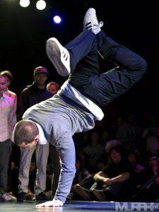 Hip Hop danslessen