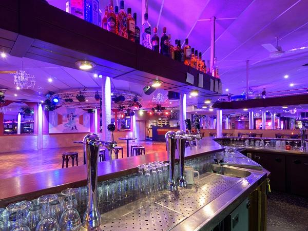 Danscentrum Bernaards bar