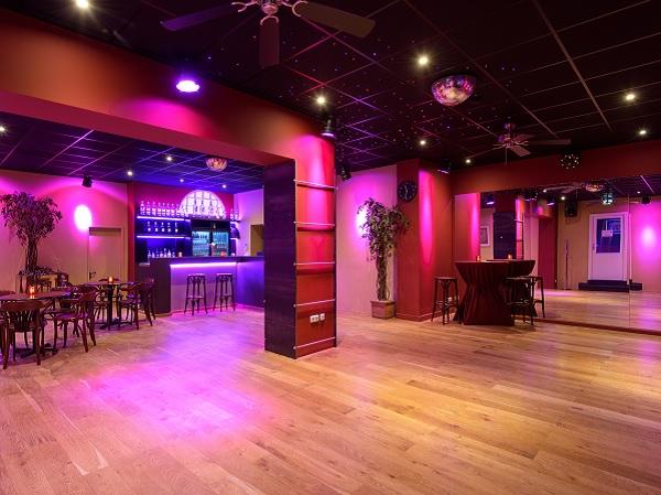 Danscentrum Bernaards kleine zaal